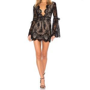Lovers and Friends Dress M Sugar Baby Mini